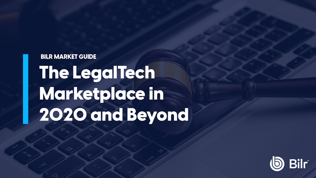 The LegalTech Marketplace in 2020 and Beyond